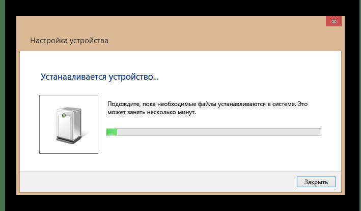 Cài đặt thiết bị trong Windows 8