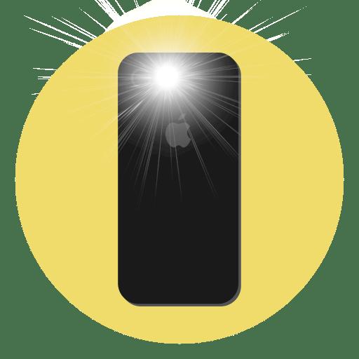 Come accendere il flash quando si chiama l'iPhone