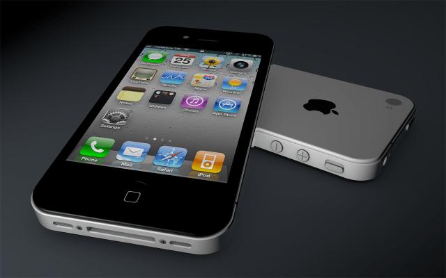 Apple iPhone 4S Backup Information från smartphone före firmware