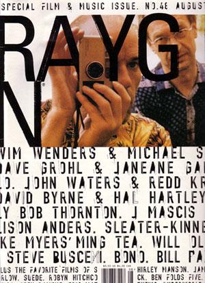 Ray Gun Magazine
