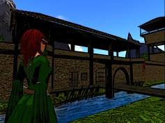 Red hair visits Brundisium