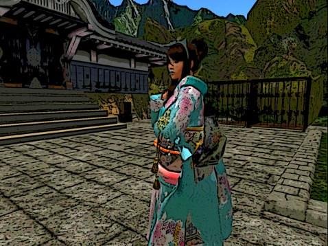 Mariko a contract woman