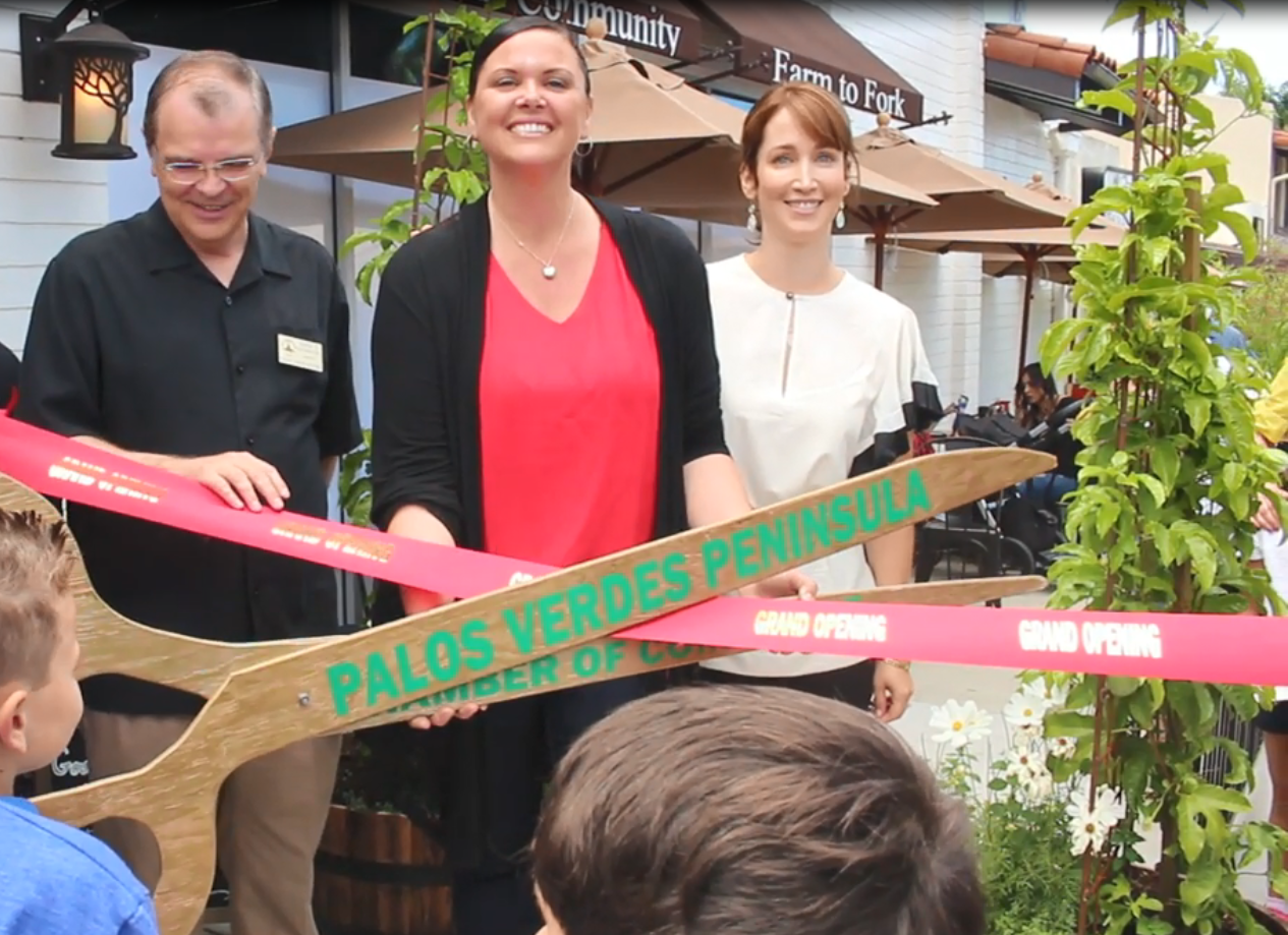 Ribbon Cutting Picture 1