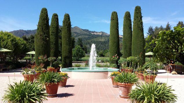 landmark-vineyards-fountain