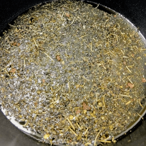 Oil and Herb
