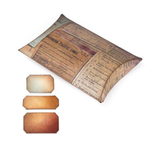 M&S Pillow box