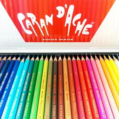 Caran-dAche-colour-pencils