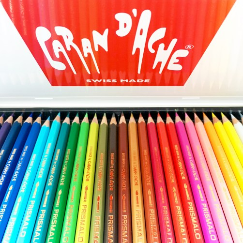 Caran-dAche-colour-pencils