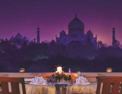 Agra Oberoi luxury hotel