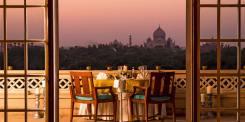 Cina privata la Oberoi Hotel