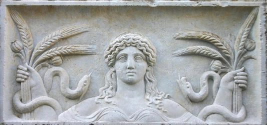 I Misteri Eleusini ~ Cultura Ellenica ~ Luna d'Inverno