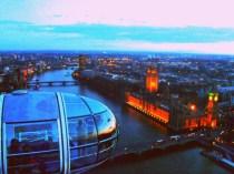 London Eye, England