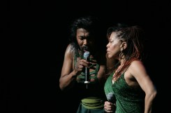 Nickolas Ashford & Valerie Simpson at the Apollo Theater