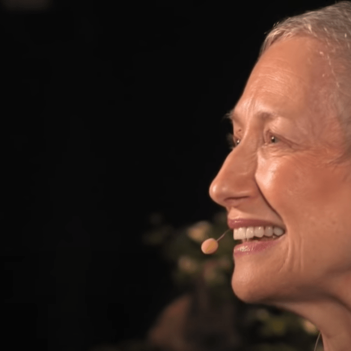 Hedy Schleifer - Crossing the Bridge - The Power of Connection
