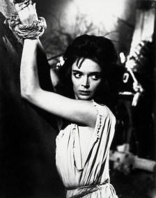 Black Sunday's Exotic Gothic, Barbara Steele