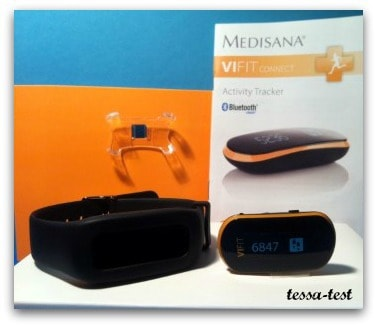 Medisana Vifit Connect Activity Tracker Test 2