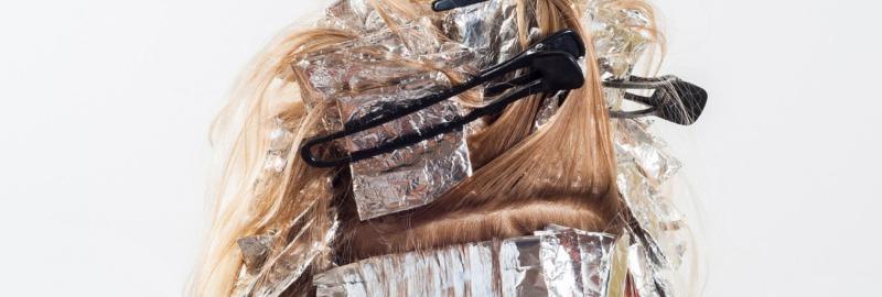 окраска волос в июле 2018