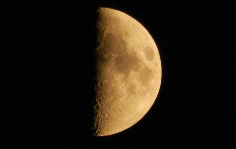2 фаза Луны