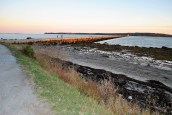 rockland-breakwater-lighthouse-sunset