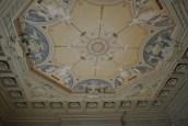 Breakers ceiling art