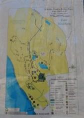 Gillette castle map