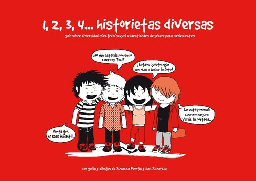 1, 2, 3, 4… historietas diversas