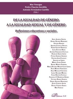 DE LA IGUALDAD DE GÉNERO A LA IGUALDAD SEXUAL Y DE GÉNERO . REFLEXIONES EDUCATIVAS Y SOCIALES