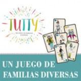 TUTTY. UN JUEGO DE FAMILIAS DIVERSAS (VARI@S AUTOR@S)