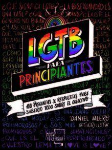 LGTB para principiantes Valero Aguilar, Daniel