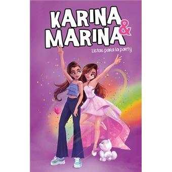 Listas para la party (Karina & Marina 4) / Karina & Marina