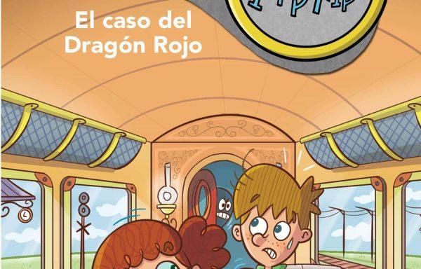 El caso del Dragón Rojo (Serie Los BuscaPistas 11) Blanch, Teresa / Labari, José Ángel