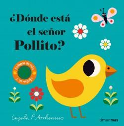 ¿Dónde está el señor Pollito? (Arrhenius, Ingela P.)