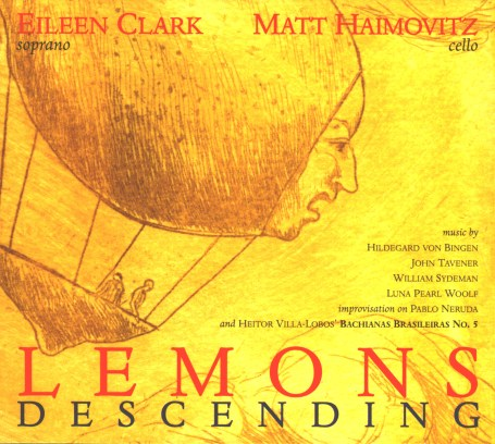 https://www.amazon.com/Lemons-Descending-Eileen-Clark/dp/B00005UKY1