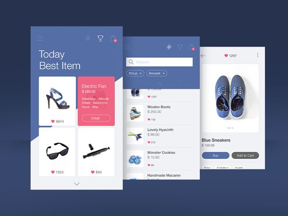 How to Develop an Online Shopping App? - LunApps Blog