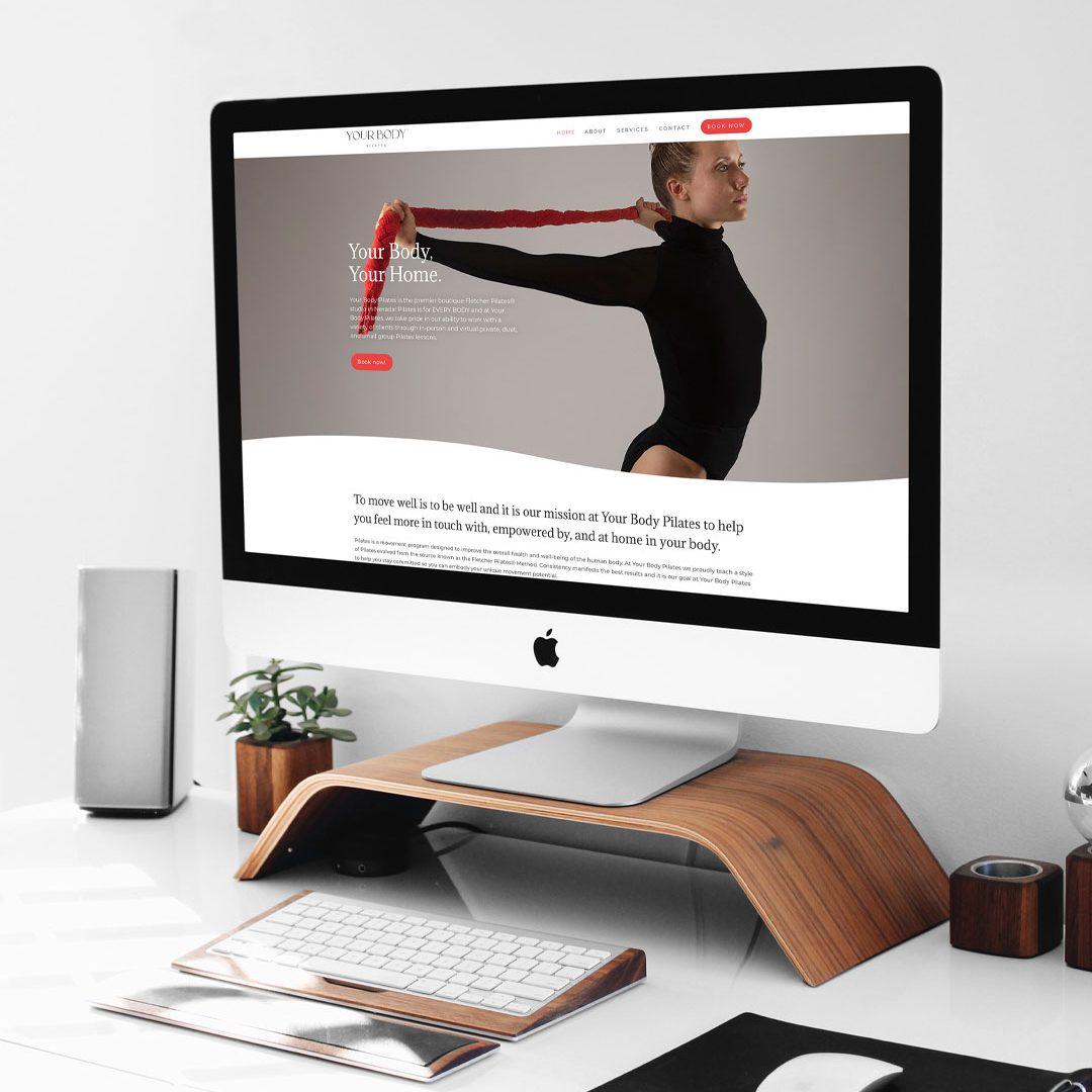 full service creative agency; ADA compliant web design