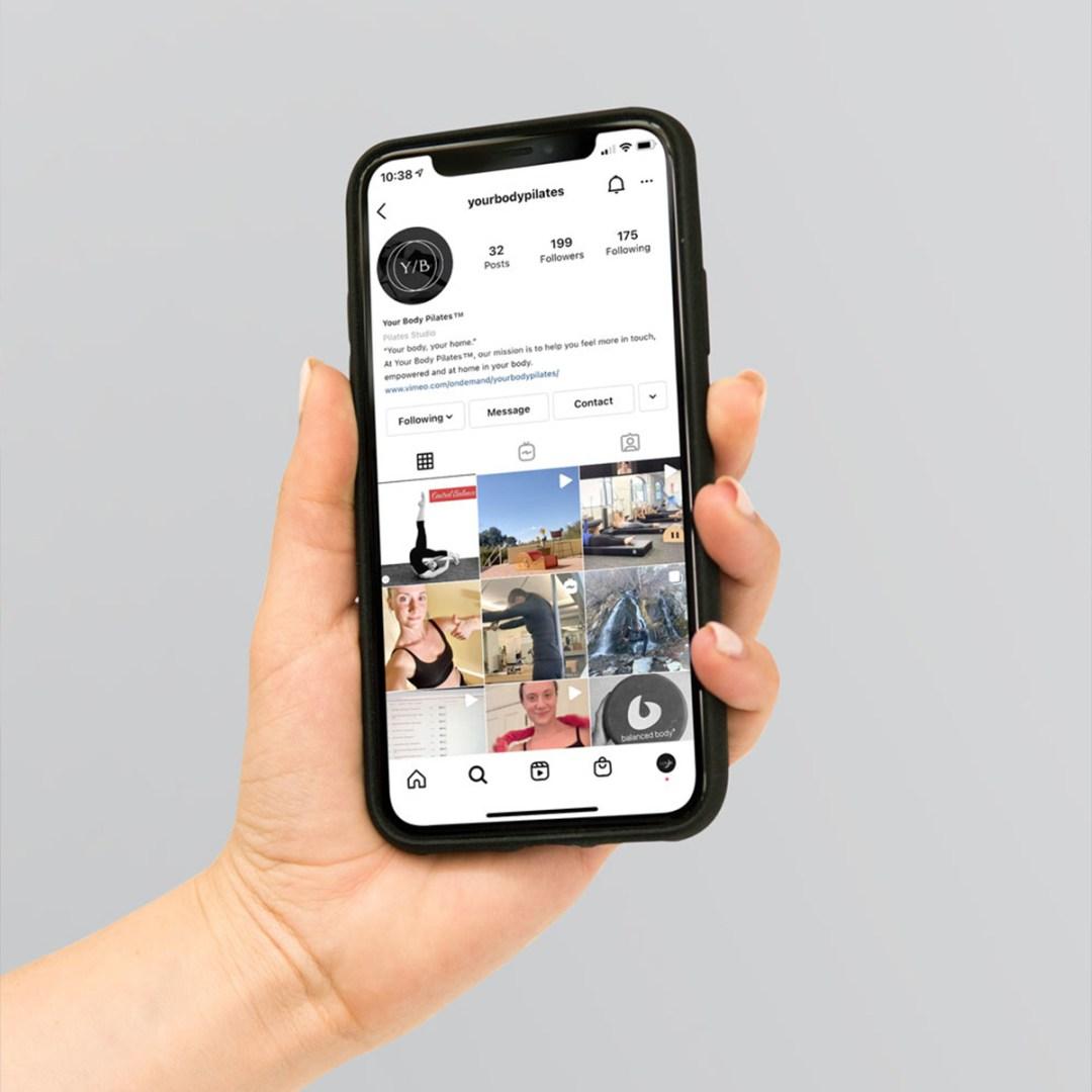 full service creative agency; social media design