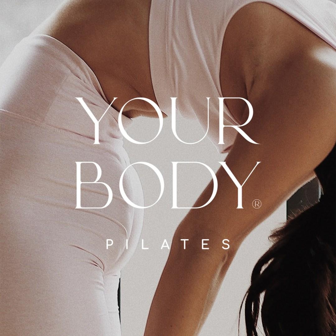 branding, logo, your body pilates