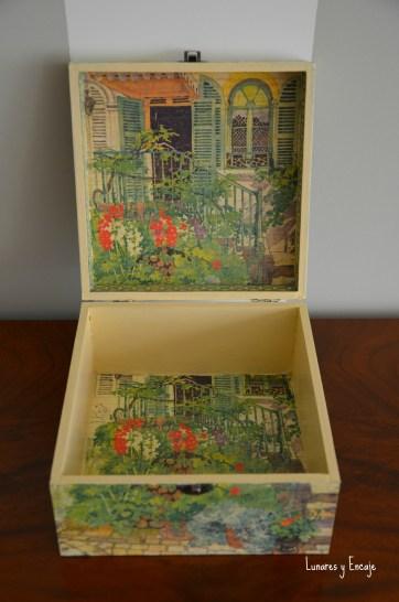 Cajas de madera decoradas 5