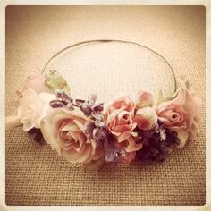 tocados florales 4
