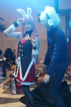 Izayoi and KuroUsagi!