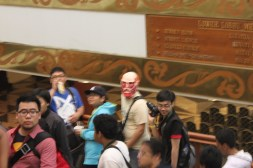 Colossal Titan mask anyone? 1 million rupiah cost LOL
