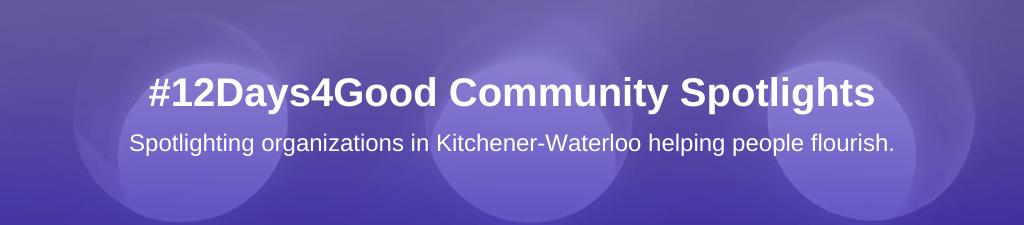 #12Days4Good Community Spotlights