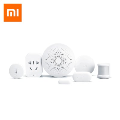 Xiaomi mijia 6 in 1 Smart Home Security Kit à 66.63€ *plugin offert*