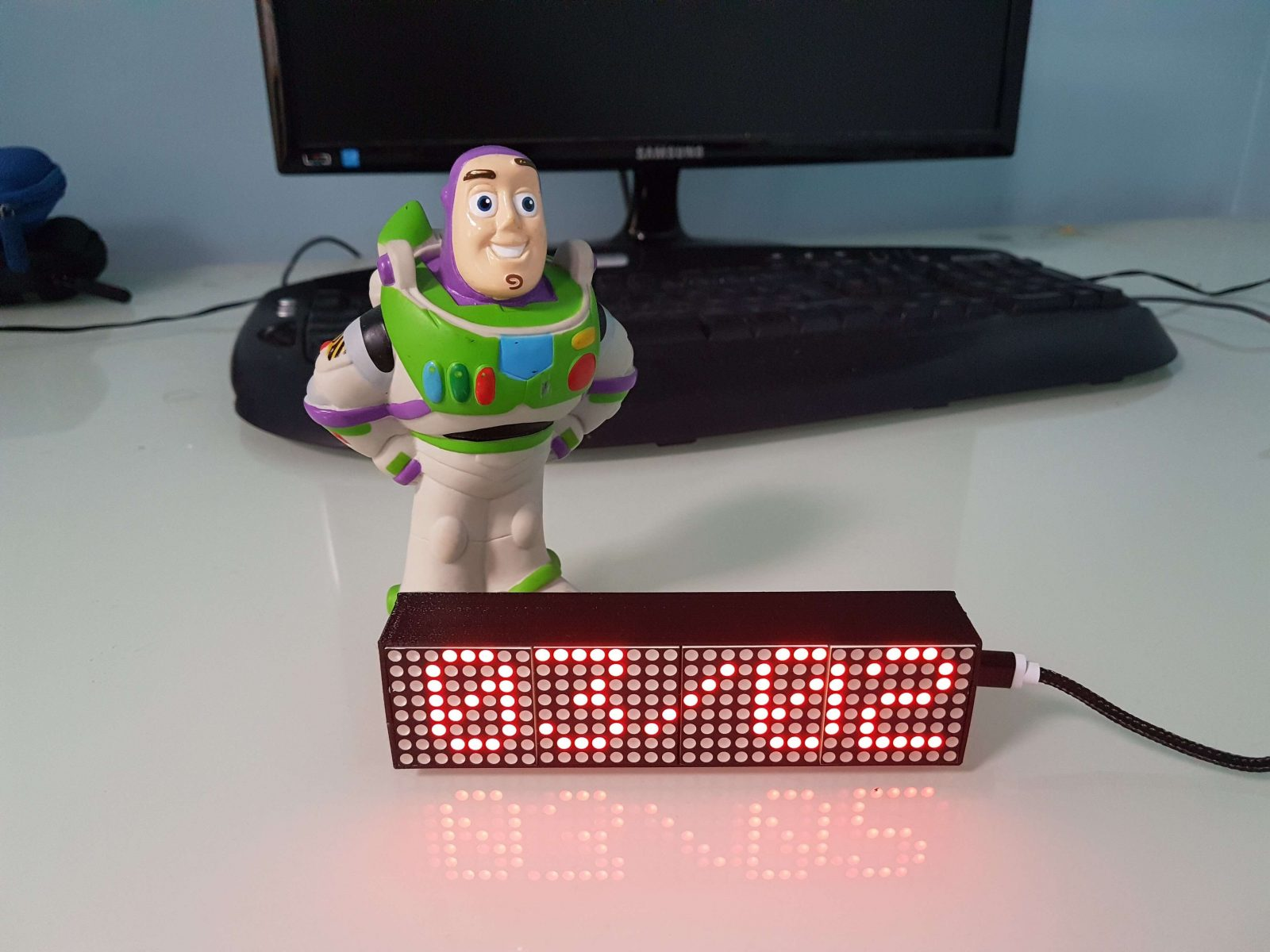 Smart Led Messenger a son plugin Jeedom