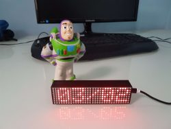 Smart Led Messenger