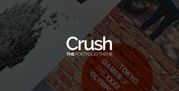 crush-most-breathtaking-portfolio-wordpress-themes