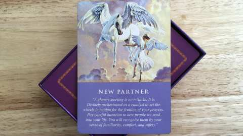Daily Angel Card Reading: February 9th