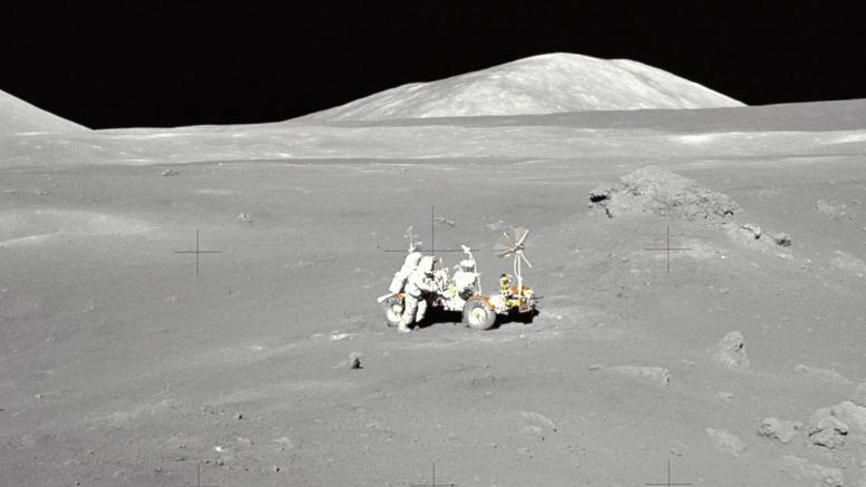 Lunar Landscape Rover