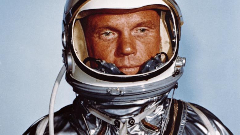 John Glenn (NASA Portrait, Circa 1962)