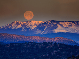 Moonrise by Andrea Reiman (Photo)